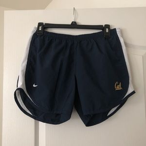 Cal/UC Berkeley Nike Shorts